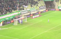 Gol dla Lechii Gdańsk na 1:1 z Wisłą Płock