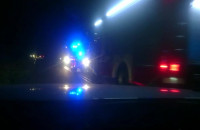 Wypadek na drodze do Kowal
