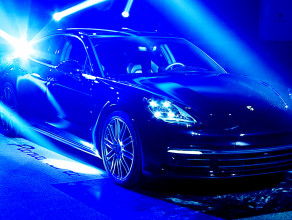 Debiut Porsche Panamera