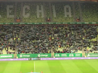 Lechia - Śląsk mecz przyjaźni w Gdańsku