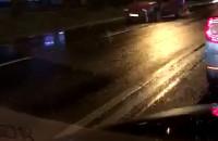 Wypadek w Sopocie. Utrudnienia w ruchu
