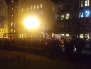 Pikieta KOD-u na ulicach Gdańska