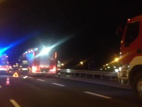 Wypadek przy Stadionie Energa