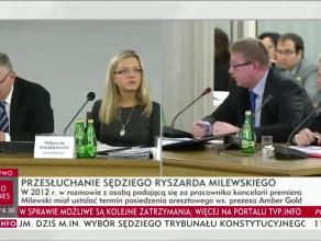 Wymiana zdań między Markiem Suskim a Ryszardem Milewskim