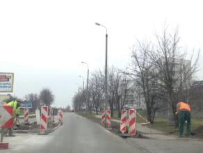 Uwaga, roboty drogowe na Kartuskiej