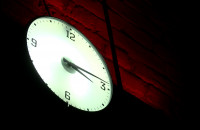Zegar z 31-metrowym wahadłem