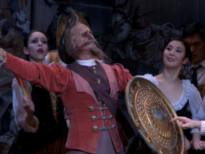Baletowy Don Kichot w Muzycznym