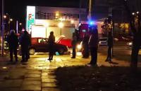 Wypadek ul. Bulońska