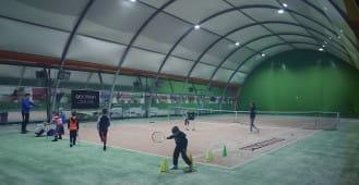 Sport Park Przymorze Tenis, piłka nożna, badminton
