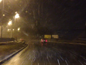 Śnieżyca  na Wz