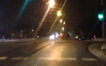 Fatalne warunki na drogach na Południu...