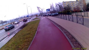 Ja jako rowerzysta muszę być czujny jak saper