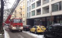 Strażacy walczą ze skutkami zimy