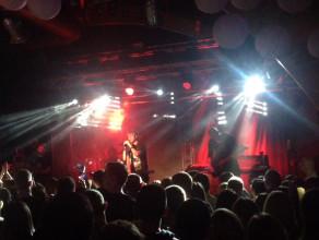 LemOn i fire show w Sopocie - WOŚP 2017