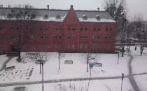 Zaczął padać śnieg, zaraz będą białe drogi