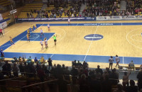 Vistal Gdynia wysoko wygrał z Pogonią Szczecin