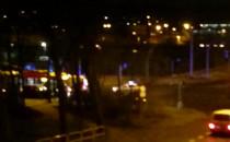 Skutki wypadku na Stryjskiej w Gdyni