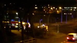 Zdarzenie drogowe na skrzyżowaniu Stryjskiej ze Zwycięstwa w Gdyni