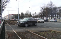Niebezpieczne skrzyżowanie na ul. Kartuskiej