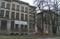 """Opustoszały budynek """"Fabryki Batycki"""" w Gdańsku"""
