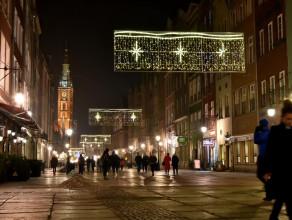 Gdańsk na filmie wykonanym techniką poklatkową