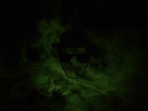 Tajemniczy pokój Mister Heisenberg inspirowany serialem Breaking Bad