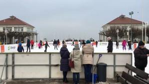 Lodowisko w Sopocie wciąż czynne