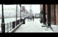 Gdańsk - piękno zimy