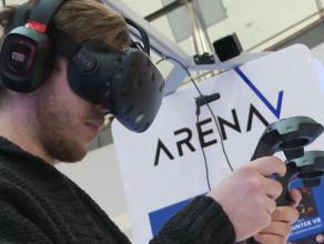 ArenaV dla miłośników wirtualnej rzeczywistości