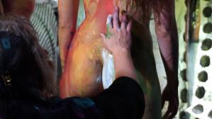 Farby, kolory i nagie ciała