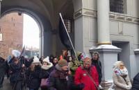 Marsz przeciw przemocy seksualnej