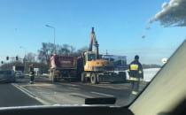 Wypadek na drodze z Gdańska do Żukowa