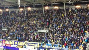 Kibice w Gdyni: Hej, Arka gol!