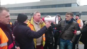 Oświadczenie protestujących po spotkaniu z przedstawicielami zarządu