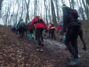 65 km po lesie. Ultramaraton dla najbardziej wytrwałych