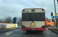Awaria autobusu - tym razem w Gdańsku