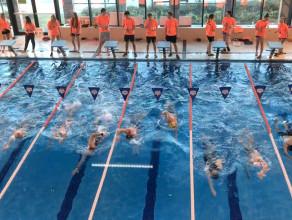 Triathlon w gdańskim biurowcu