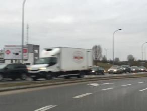 Korki między Jasieniem i centrum Gdańska