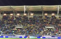 Kibice w Gdyni: Areczka 3 punkty ma