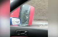 Wypadek busa na Armii Krajowej przed Łostowicką