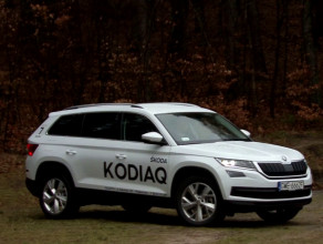 Kodiaq: nowy SUV od Skody