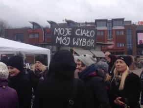 Międzynarodowy Strajk Kobiet w Gdańsku