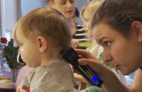Jak przekonać dziecko, że fryzjer nie boli?