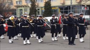Uroczystość rocznicy wejścia do NATO w Gdyni