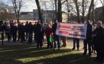 Protest Pocztowców