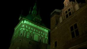 Gdańsk na zielono w Dzień Świętego Patryka
