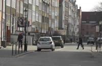 Ulica św. Ducha w centrum Gdańska