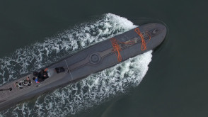Jak ewakuować się z okrętu podwodnego?