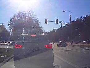 "Uwaga na kierowcę ""cwaniaka"""