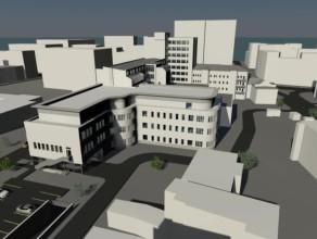 Szpital Św. Wincentego a Paulo po modernizacji